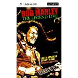 Bob Marley - The Legend Live [UMD Universal Media Disc] UMD