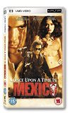 Once Upon A Time In Mexico [UMD Universal Media Disc]