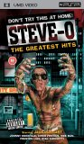 Steve-O - The Greatest Hits [UMD Universal Media Disc]