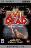 The Evil Dead [UMD Universal Media Disc]