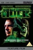 The Incredible Hulk Returns [UMD Universal Media Disc] UMD