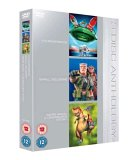 Thunderbirds Are Go - The Movie / Small Soldiers / We're Back - A Dinosaur's Story
