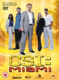 C.S.I: Crime Scene Investigation - Miami Complete season 2 (Exclusive to Amazon.co.uk) DVD
