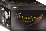 The BBC TV Shakespeare Collection DVD