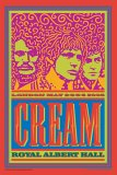 Cream - The Reunion is now titled: Cream - Royal Albert Hall - 2,3,5,6 May 2005