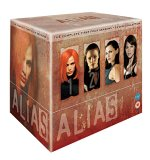 Alias Seasons 1-4 (Limited Edition Boxset - Exclusive to Amazon.co.uk)