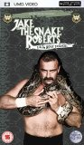 WWE - Jake The Snake Roberts - Pick Your Poison [UMD Universal Media Disc]