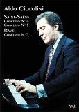 Saint-Saens/Ravel - Piano Concertos 4 & 5 (Ciccolini)