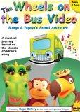 The Wheels On The Bus - Mango And Papaya's Animal Adventure