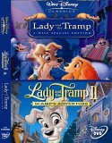 Lady and the Tramp 1 & 2 double pack [1955]
