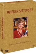 Murder She Wrote - Season 2