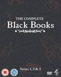Black Books Complete Box Set