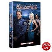Battlestar Galactica: Season 2 DVD