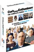 Curb Your Enthusiasm - Series 1 To 5