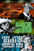 3 Classic Westerns Of The Silver Screen - Vol. 7