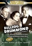 Bulldog Drummond - Double Feature - Vol. 1 [1937]