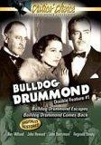 Bulldog Drummond - Double Feature - Vol. 1 [1937]