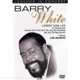 Barry White - Legends in Concert