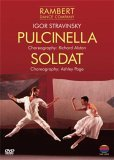 The Rambert Dance Company - Pulcinella And Soldat - Rambert Dance Company DVD