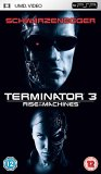 Terminator 3 - Rise Of The Machines [UMD Universal Media Disc] [2003]