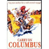Carry On Columbus (DVD)   [1992]