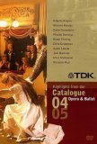 TDK DVD Opera And Ballet Sampler - 2004 And 2005 Catalogue Highlights