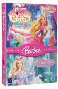 Barbie In The 12 Dancing Princesses/Swan Lake