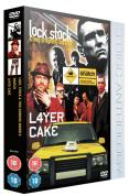 Layer Cake/Snatch/Lock, Stock And Two Smoking Barrels