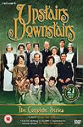 Upstairs Downstairs: The Complete Series Boxset