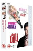 Bridget Jones's Diary/Bridget Jones Edge Of Reason/About A Boy DVD