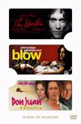 Don Juan De Marco/Blow/The Libertine DVD
