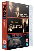 The Bone Collector/Skeleton Key/Panic Room