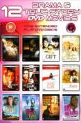 12 Drama and True Story DVD Movies