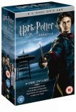 Harry Potter Box Set (Films 1-4)
