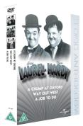 Laurel and Hardy - Vol 1, 3 and 14