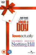 About A Boy/Love Actually/Notting Hill