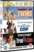 Twins/True Lies/Kindergarten Cop