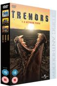 Tremors - 1-3 Attack Pack