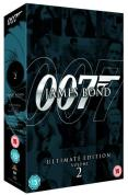 James Bond Ultimate Collection - Vol. 2 - Thunderball/The Spy Who Loved Me/A View To A Kill/Licence To Kill/Die Another Day