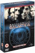 Battlestar Galactica - Seasons 1 And 2