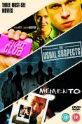 Fight Club/The Usual Suspects/Memento
