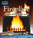 Fireplace - Visions Of Tranquility [HD DVD disc format]