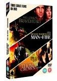Braveheart/Man On Fire/The Thomas Crown Affair