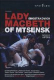 Shostakovich - Lady Macbeth of Mtsensk District (Jansens) DVD