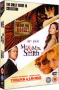 Moulin Rouge/Mr And Mrs Smith/Thelma And Louise