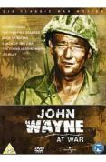 John Wayne - Wayne At War