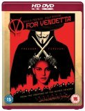 V For Vendetta [HD DVD] [2006]