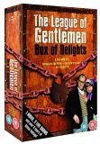 The League Of Gentlemen - Box Of Delights - The League Of Gentlemen's Apocalypse/Live At Drury Lane/...Are Behind You