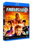 Fantastic Four [Blu-ray] [2005]