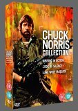 Chuck Norris Collection - Missing In Action/Code Of Silence/Lone Wolf McQuade